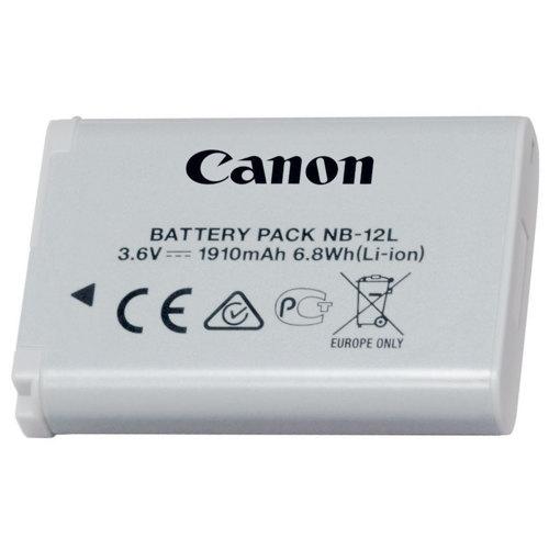 batería canon nb 12 L