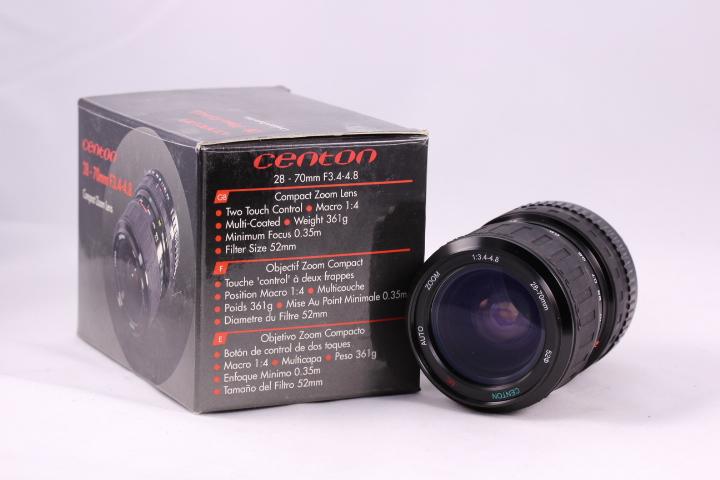 centon 28-70mm 3,8-4,8