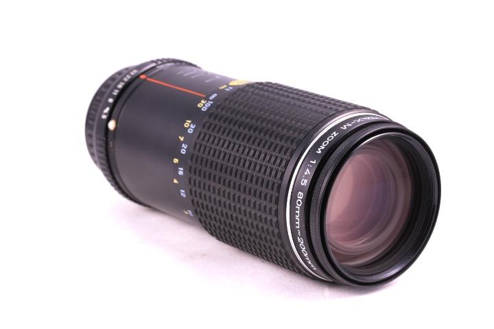 pentax-m 80-200mm 4,5 PK
