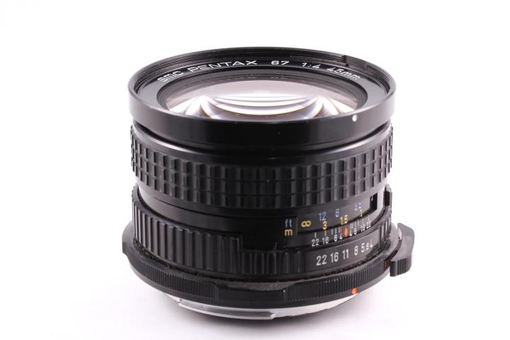pentax smc 45mm 4.0
