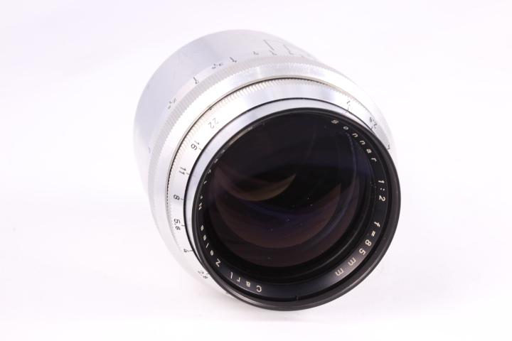 sonnar 85mm 2