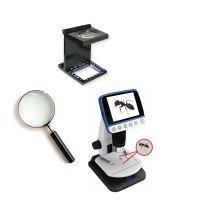 Microscopios y Lupas