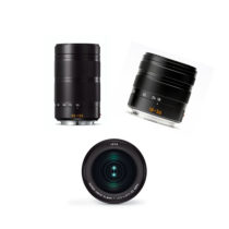 Objetivos Leica T