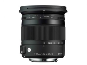 17-70mm F2.8-4 DC MACRO OS HSM Contemporary