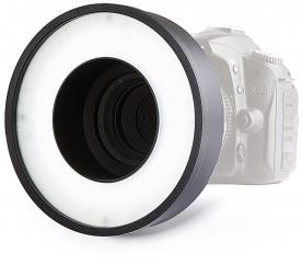 Luz LED de anillo KR 90