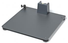 Base metálica para mesas reproducción