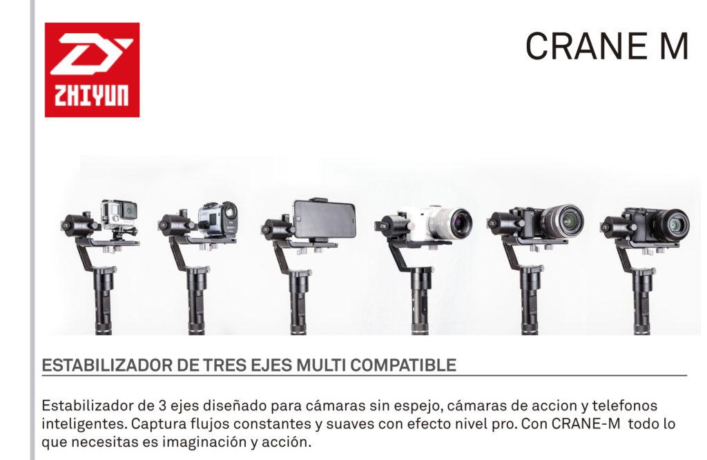 Crane M