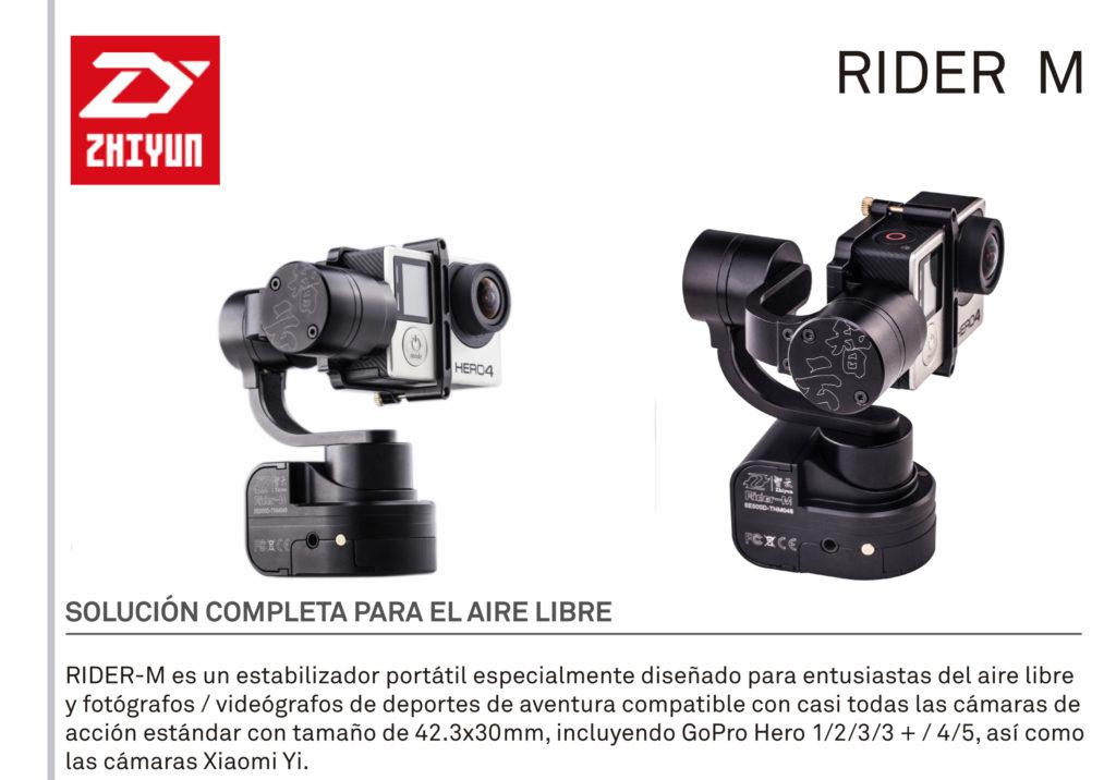 Rider M