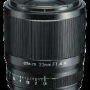 Tokina atx-m 23mm F1.4 X  fuji